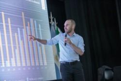 """Martín Guzmán: """"No se puede hacer un aumento de subsidios que implique más emisión"""""""