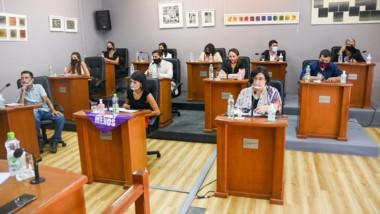 Con críticas a UyO, se aprobó la suba en el Concejo Deliberante.