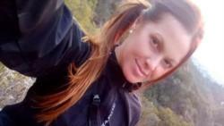 La Policía y bomberos de la ciudad de  La Falda, Córdoba buscan intensamente a Ivana Mariela Módica.