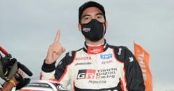 Santero largará desde la pole en el Gran Premio Coronación.