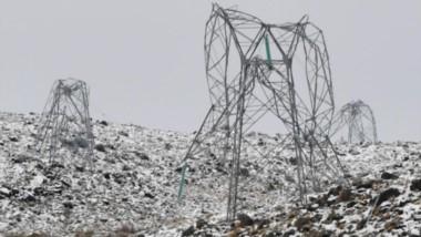 Finalmente el Gobierno Nacional anunció que financiará la reparación de las torres de energía caídas.