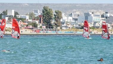 La fecha del Campeonato Argentino de Formula Foil también se enmarca dentro del Festival de Playa.