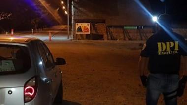 Efectivos policiales d ela Brigada intervino en el caso de Cholila