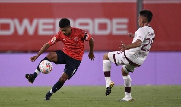 Otro triunfazo de Lanús ante Independiente.