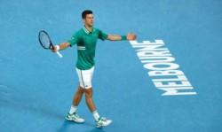 Djokovic se convierte en el primer tenista en toda la historia del tenis masculino que alcanza 9 nueve presencias en semifinales.