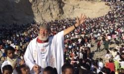 El sacerdote argentino Pedro Opeka, que se destaca por su trabajo con los más necesitados en Madagascar, fue nominado para el Premio Nobel de La Paz.