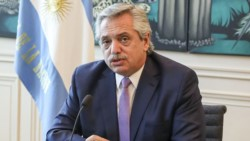 El presidente Alberto Fernández propuso la creación de un Consejo Federal para la Prevención y Abordaje de Femicidios, Travesticidios y Transfemicidios.