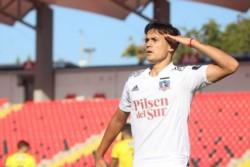 Con un golazo de Pablo Solari (su primer gol como profesional), Colo-Colo venció 1-0 a Universidad Concepción y evitó el primer descenso de su historia.