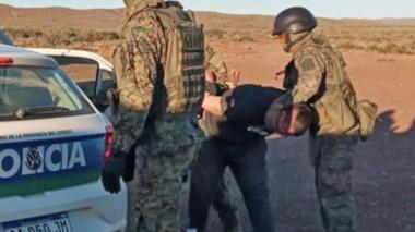 """Bautista Luciano """"El Gordo"""" Tolosa fue detenido luego de una """"batida""""."""