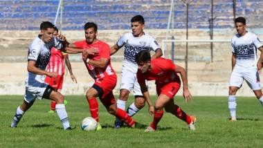 Jorge Newbery perdió por 1-0 el martes pasado ante Independiente.