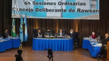 El intendente de Rawson, Damián Biss, habilitó las sesiones ordinarias del Concejo Deliberante local y convocó a todos los sectores de la ciudad.