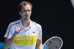 Medvedev, con el N°3 del mundo asegurado para el lunes, pasó a su segunda final de Grand Slam, la primera en el Abierto de Australia.