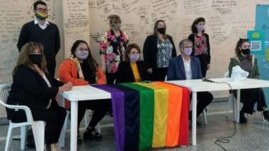 La reunión en cuestión se realizó ayer en el Salón de Usos Múltiples de la Escuela N°76 de Esquel.