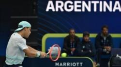 Argentina perdió con Rusia en su debut en la Copa ATP que se juega en Melbourne.