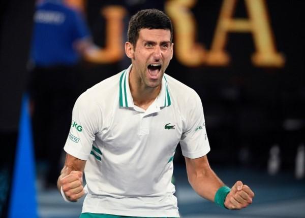 Djokovic llegó, definitivamente, para reescribir los libros y elevarse en el monte de los Dioses del tenis.