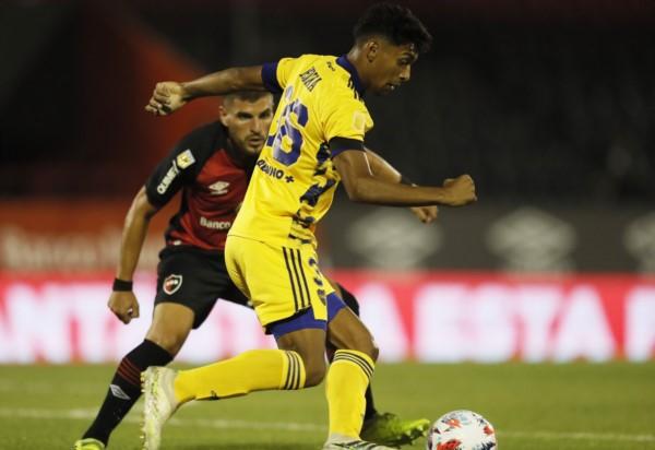 Boca le ganó los tres partidos a Newell