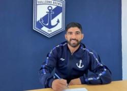 Bazán llegó en 2019 a Platense, proveniente de Gimnasia de Mendoza, y quedó libre a mediados de 2020.