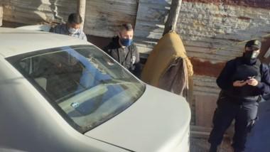 El vehículo fue encontrado en un allanamiento en el barrio Oeste.