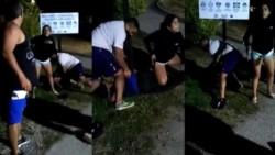 Femicidio en Villa La Angostura. Guadalupe Curual, 21 años, fue apuñalada. Ya había realizado una denuncia por violencia de género contra su femicida.