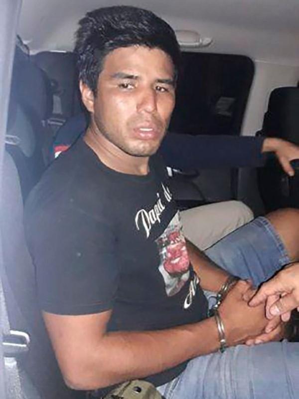 Paulo Sergio Samudio Sanabria de 28 años.