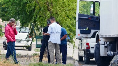 Un robo fue en la calle Pecoraro y el otro en la avenida Yrigoyen.