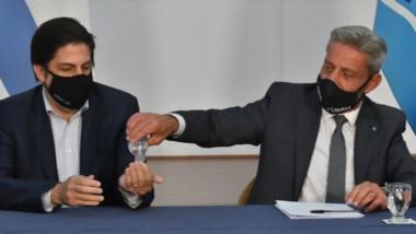 El ministro de Educación de la Nación, Nicolás Trotta, tuvo un rol clave para destrabar el conflicto docente.