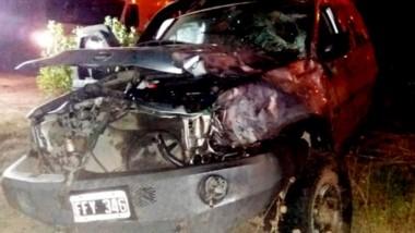 El cuerpo sin vida del automoviista fue encontrado por los rescatistas