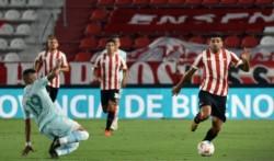 La Academia completó siete sin perder ante el Pincha (3 victorias y 4 empates).
