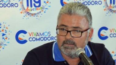 Hernán Martínez, titular de Comodoro Deportes, explicó el plan.