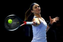 Nadia Podoroska no pudo: perdió con Vondrousova y se despidió en los cuartos de final.