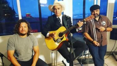 JR y La Hora del Blues presentará  una produccion previamente grabada en la sala Delta Contenidos.