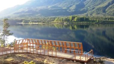 Paraíso. Una de las postales espectaculares que ofrece una región plagada de bellezas.