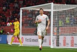 Robert Lewandowski acaba de alcanzar los 275 goles con el Bayern Munich, en 316 partidos.
