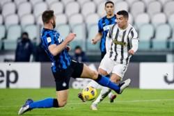 Juventus espera por Atalanta o Napoli, que este miércoles definen la otra semi (0-0 la ida).