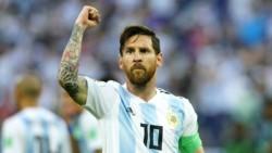 Messi recibirá el Konex de Brillante como el mejor deportista de la década.