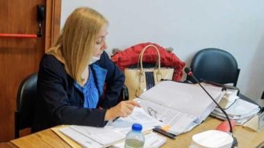 Laura Castagno, fiscal del caso.