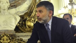 El ex secretario de Comunicación Pública Jorge Grecco, que ocupó el cargo durante la gestión de Mauricio Macri.