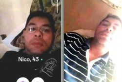 Nicolás Sebastián Murúa (43), un abusador denunciado por su propia hija.