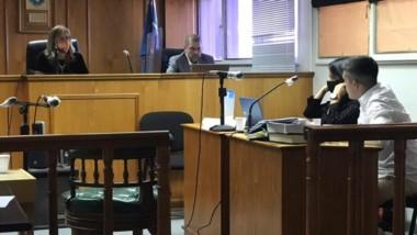 Luciano Comesaña está acusado de asesinar a Alexis Benítez en Trelew.