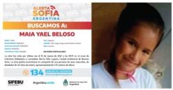 El delincuente que secuestro a Maia se llama Carlos Alberto Savanz, alias