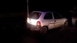 Según el testimonio de la mujer, ambos se disponían a tener sexo en el interior de un vehículo marca Chevrolet Corsa, estacionado en un descampado.