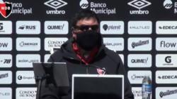 El ex ayudante de campo de Diego Simeone tendrá su primera experiencia como entrenador.
