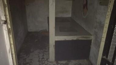 La celda  Nº 6 incendiada fue aislada y el preso, llevado a otro lugar.