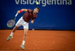 Argentina Open: Londero no corta la racha y cayó ante Andujar.