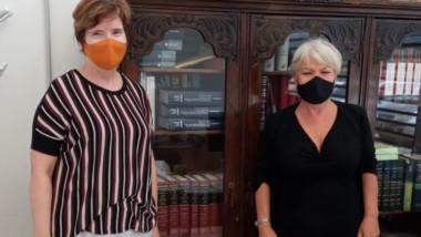 La abogada Teresa Hube de El Bolsón planteó un hábeas corpus a favor de un adulto mayor que no podía recibir visitas de sus familiares.