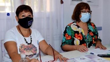 Avilés y Cárdenas explicaron el caso en conferencia de prensa.