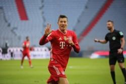 El polaco suma 33 golesen 25 partidos en la presente Bundesliga. Cada vez más cerca de igualar a Gerd Müller como el futbolista con más anotaciones (40).
