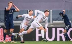 El gol de Gaich le permitió a Benevento volver a ganar luego de 11 partidos.