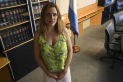 La interventora del Ente Nacional Regulador de la Electricidad (ENRE), Soledad Manin.