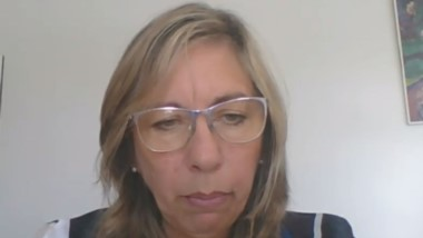 Jueza María Tolomei.
